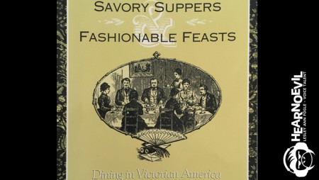 Dining In Victorian America