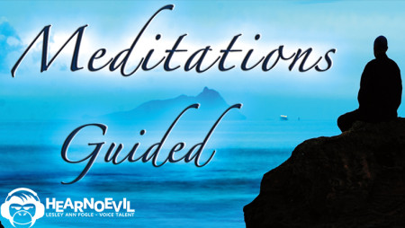 Meditations Guided by Hear No Evil Sound-