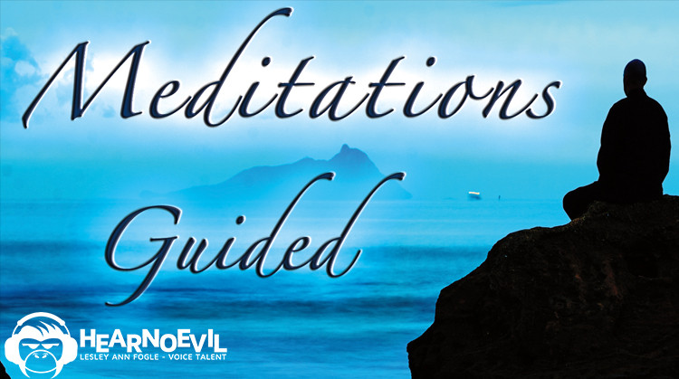 Meditations Guided by Hear No Evil Sound